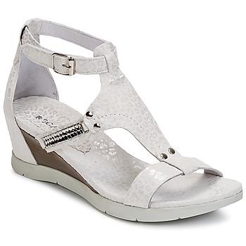 Sapatos Mulher Sandálias Regard RATANO Branco