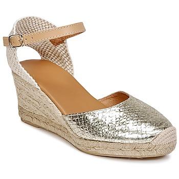 Sapatos Mulher Sandálias Regard SYBEL Platina