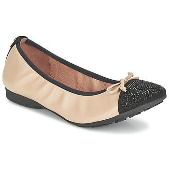 Sapatos Mulher Sabrinas Mam'Zelle NUPO Bege / Preto
