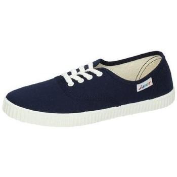 Sapatos Mulher Sapatilhas Javer  Azul