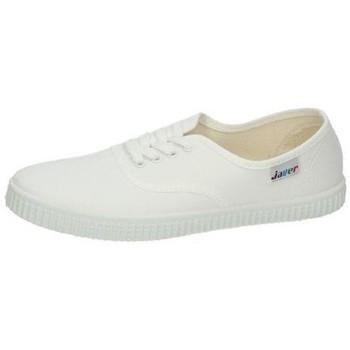 Sapatos Mulher Sapatilhas Javer  Branco