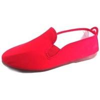 Sapatos Mulher Sapatilhas Javer  Vermelho