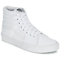 Sapatos Sapatilhas de cano-alto Vans SK8-HI Branco