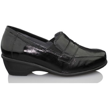 Sapatos Mulher Mocassins Dtorres GANTE TERAPEUTICO NEGRO