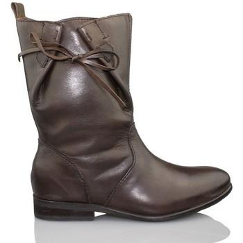 Sapatos Mulher Botas baixas Oca Loca OCA LOCA VINTAGE MARRON OSCURO MARRON