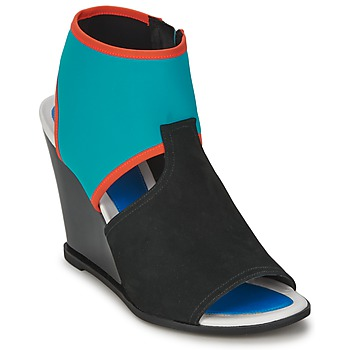Sapatos Mulher Sandálias Kenzo DELIGHT Multicolor