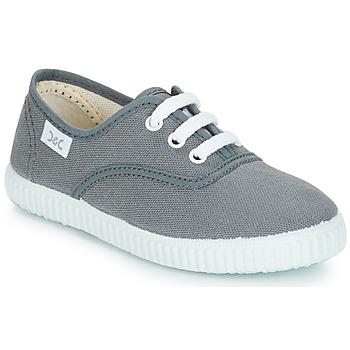 Sapatos Criança Sapatilhas Citrouille et Compagnie KIPPI BOU Cinza
