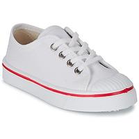 Sapatos Criança Sapatilhas Citrouille et Compagnie PANA BEK Branco