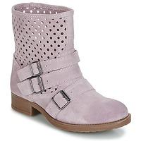 Sapatos Mulher Botas baixas Casual Attitude DISNELLE Rosa