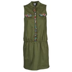 Textil Mulher Vestidos curtos Alba Moda HELDBLUSENKLEID Cáqui