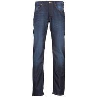 Textil Homem Calças Jeans Lee DAREN Azul