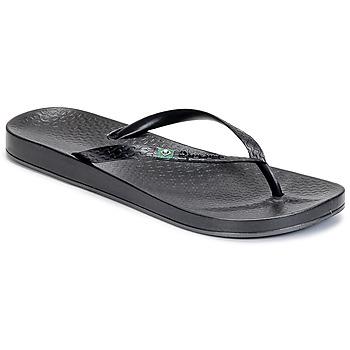Sapatos Mulher Chinelos Ipanema ANATOMIC BRILLANT III Preto