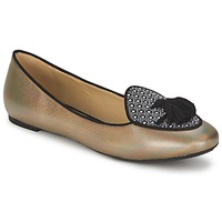 Sapatos Mulher Sabrinas Etro 3922 Ouro