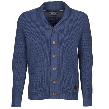 Textil Homem Casacos de malha Marc O'Polo RAMUN Azul