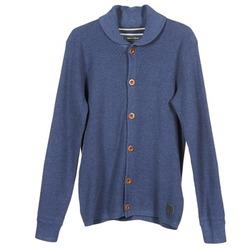 Textil Homem Casacos de malha Marc O'Polo ROQUE Azul
