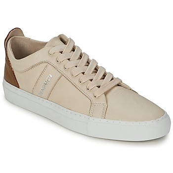 Sapatos Mulher Sapatilhas Bensimon BICOLOR FLEXYS Bege