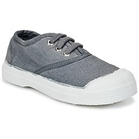 Sapatos Criança Sapatilhas Bensimon TENNIS LACET Cinza