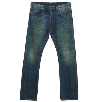 Textil Homem Calças Jeans Ünkut Six Azul