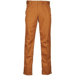 Textil Homem Chinos Dickies GD PANT Castanho