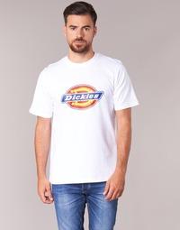 Textil Homem T-Shirt mangas curtas Dickies HORSESHOE Branco