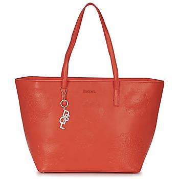 Malas Mulher Cabas / Sac shopping Desigual SAN FRANCISCO BLICK Vermelho