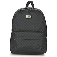 Malas Mochila Vans OLD SKOOL II BACKPACK Preto / Cinza