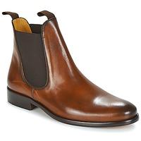 Sapatos Homem Botas baixas Brett & Sons BERNARD Conhaque