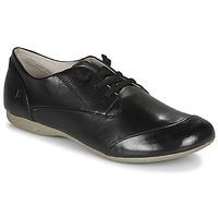 Sapatos Mulher Sapatos Josef Seibel FIONA 01 Preto