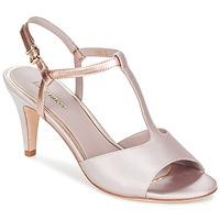 Sapatos Mulher Sandálias Luciano Barachini SPINETE Bege / Rosa