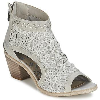 Sapatos Mulher Sandálias Mustang MAIJA Cinza