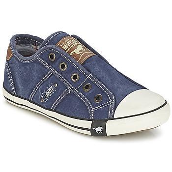 Sapatos Rapaz Sapatilhas Mustang SHAYAN Ganga
