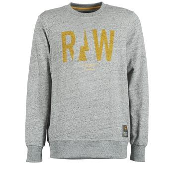 Textil Homem Sweats G-Star Raw RIGHTREGE R SW L/S Cinza