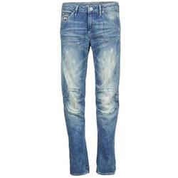 Textil Mulher Calças Jeans G-Star Raw 5620 3D LOW BOYFRIEND WMN Scatter / Ganga