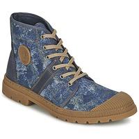 Sapatos Mulher Sapatilhas de cano-alto Pataugas AUTHENTIQUE/DE Azul