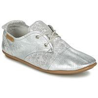 Sapatos Mulher Sapatos Pataugas SWING/CA Prateado