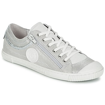 Sapatos Mulher Sapatilhas Pataugas BISK Cinza