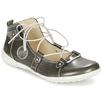 Sapatos Mulher Sabrinas Pataugas NORWAY/V Prateado