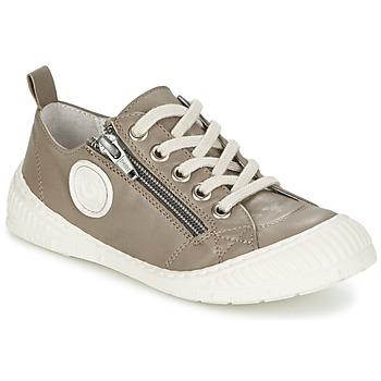 Sapatos Rapaz Sapatilhas Pataugas ROCKY Cáqui