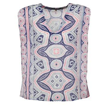 Textil Mulher Tops / Blusas Antik Batik JAGGA Azul / Multicolor