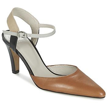 Sapatos Mulher Sandálias Perlato ANTELLA Conhaque