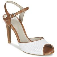 Sapatos Mulher Sandálias Perlato PINEDA Branco