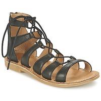 Sapatos Rapariga Sandálias Shwik LAZAR HI LACE Preto