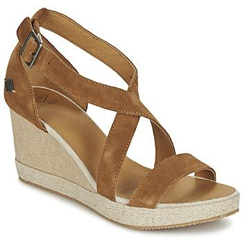Sapatos Mulher Sandálias PLDM by Palladium WELLTON Castanho