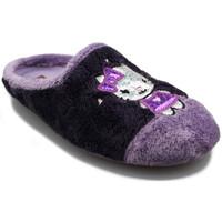 Sapatos Mulher Chinelos Cabrera MONTBLAC W MORADO