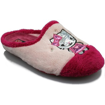 Sapatos Mulher Chinelos Cabrera MONTBLAC W ROSA