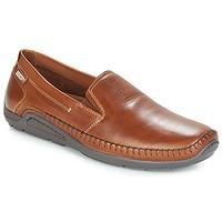 Sapatos Homem Mocassins Pikolinos AZORES Castanho