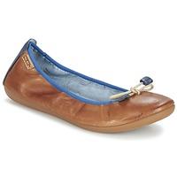 Sapatos Mulher Sabrinas Pikolinos BORA BORA Camel