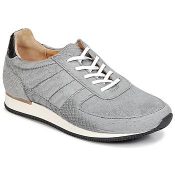 Sapatos Mulher Sapatilhas Fred de la Bretoniere JACQUES Cinza