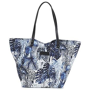 Malas Mulher Cabas / Sac shopping Christian Lacroix LIDIA 1 Azul / Branco