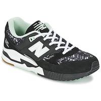 Sapatos Mulher Sapatilhas New Balance W530 Preto / Branco